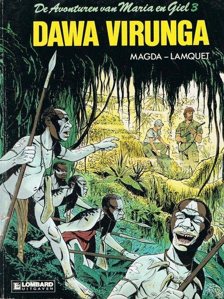 Maria en Giel 3 Dawa Virunga