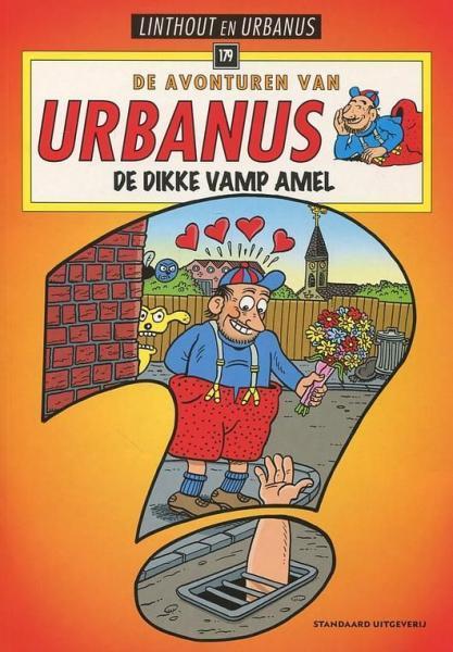 Urbanus 179 De dikke vamp Amel