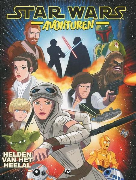 Star Wars - Avonturen 1 Helden van het heelal