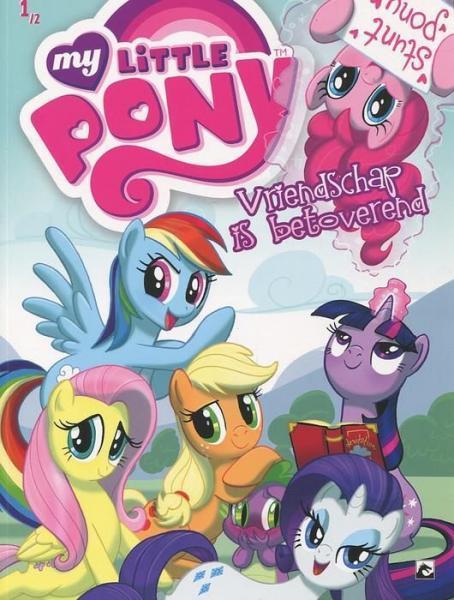 My Little Pony: Vriendschap is betoverend 1 Deel 1