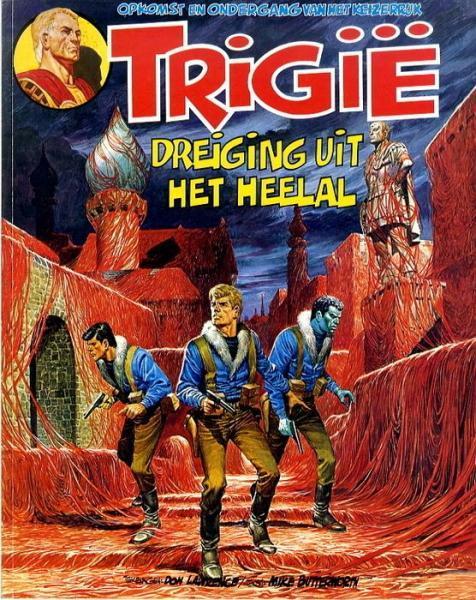 Trigië (Oberon) 4 Dreiging uit het heelal
