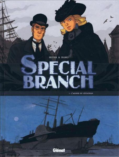 Special Branch 1 L'agonie du Léviathan