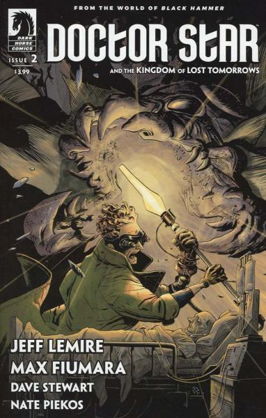 Doctor Star & The Kingdom of Lost Tomorrows 2 Issue #2