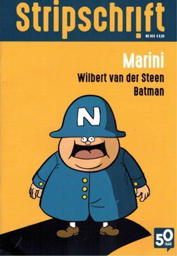 Stripschrift 454 Marini