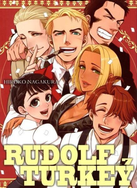 Rudolf Turkey 7 Tome 7