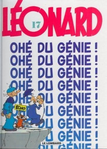 Leonardo A17 Ohé du génie!