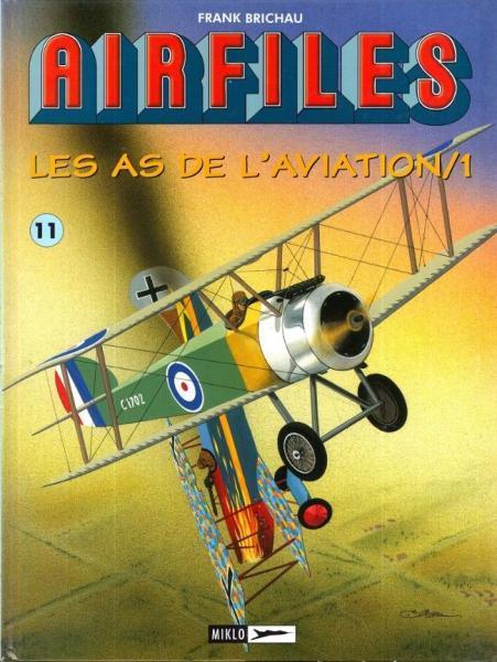 Biggles présente... 11 Les as de l'aviation /1