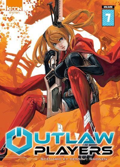 Outlaw Players 7 Volume 7