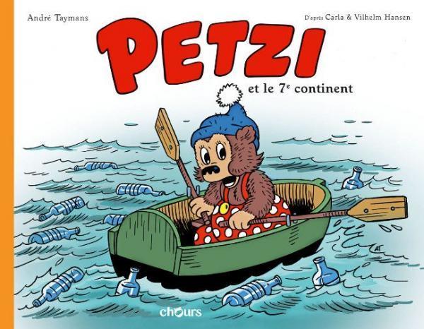 Petzi (Chours) 2 Petzi et le 7e continent
