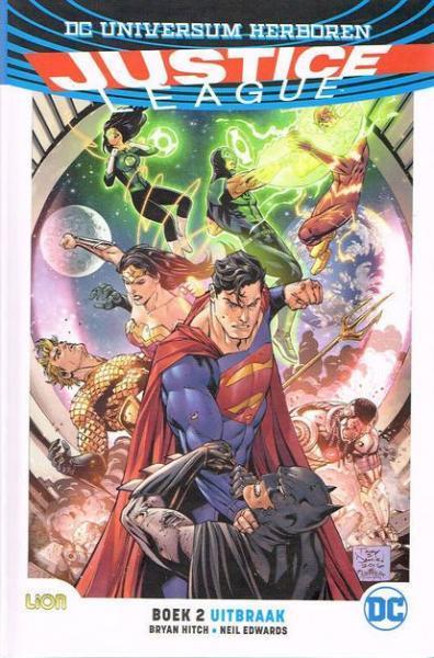 Justice League - Rebirth (Lion) 2 Uitbraak