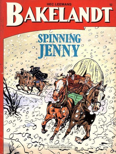 Bakelandt 52 Spinning Jenny