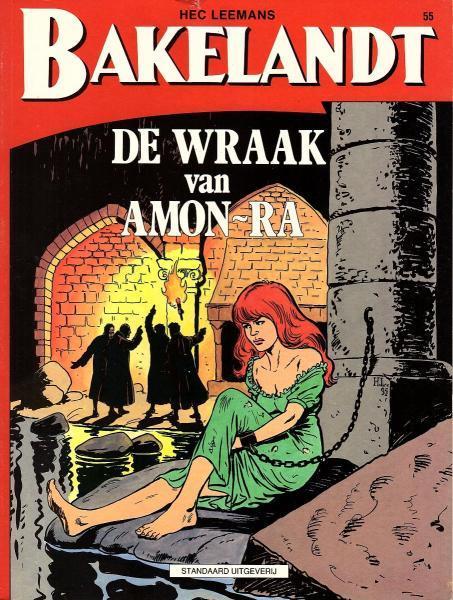 Bakelandt 55 De wraak van Amon-Ra