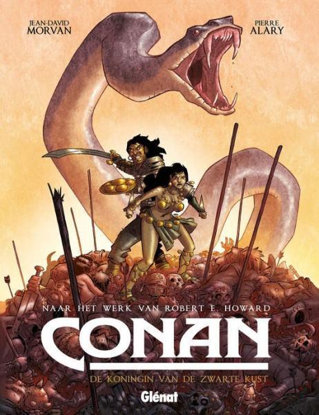Conan de avonturier 1 De koningin van de zwarte kust