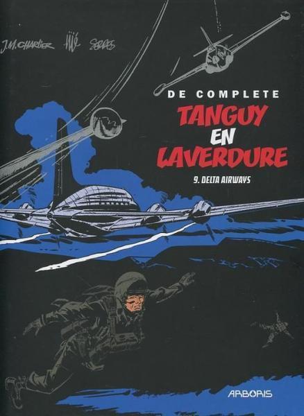 De complete Tanguy en Laverdure 9 Delta Airways