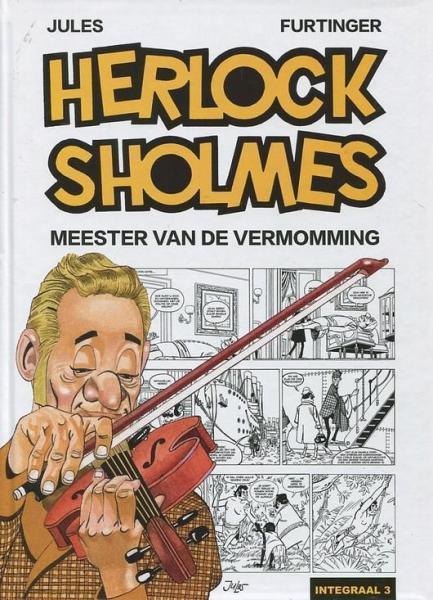 Herlock Sholmes 3 Integraal 3