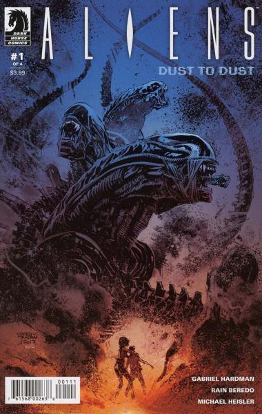 Aliens: Dust to Dust 1 Issue #1
