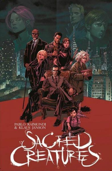 Sacred Creatures INT 1 Sacred Creatures