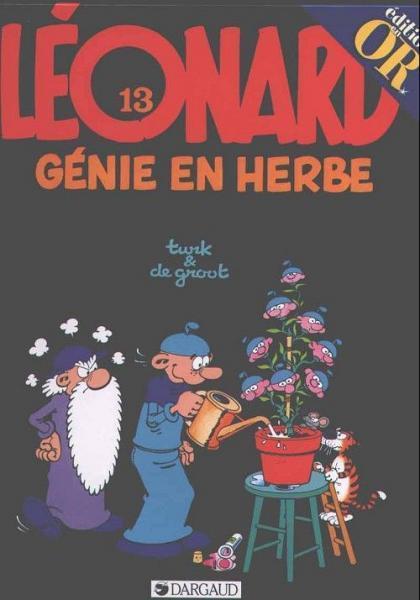 Leonardo 13 Génie en herbe