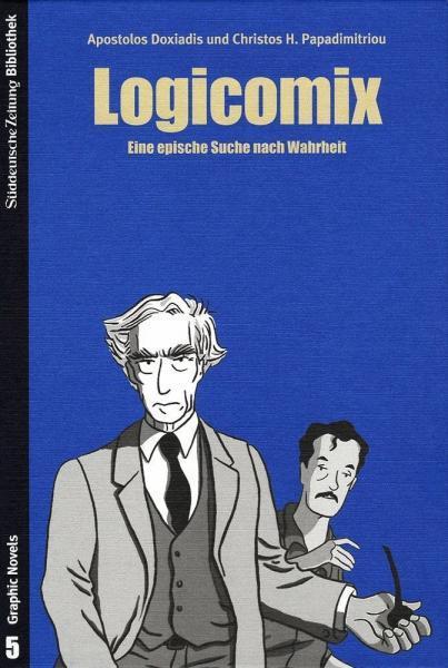Logicomix 1 Logicomix: Eine epische Suche nach Wahrheit