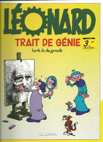 Leonardo 12 Trait de génie