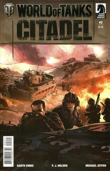 World of Tanks II: Citadel 2 Waltzing Matilda