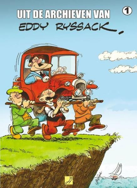 Uit de archieven van Eddy Ryssack 1 Deel 1
