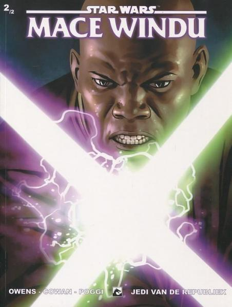 Star Wars: Mace Windu (Dark Dragon Books) 2 Jedi van de Republiek, Deel 2