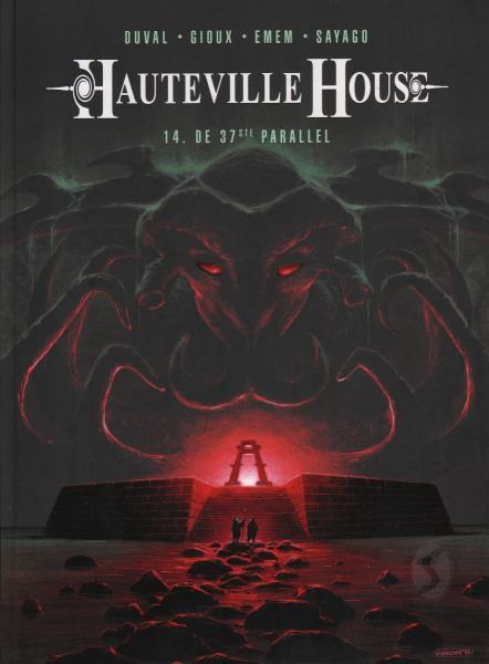Hauteville House 14 De 37ste parallel