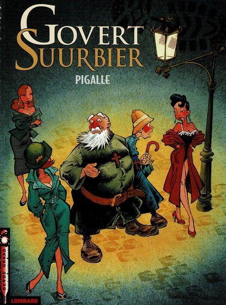 Govert Suurbier 2 Pigalle
