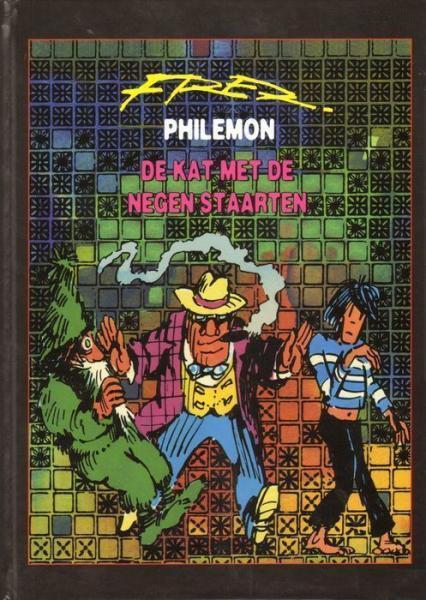 Philemon (HUM!) 13 De kat met de negen staarten