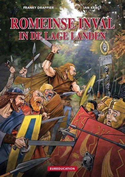 Romeinse inval in de Lage Landen 1 Romeinse inval in de Lage Landen