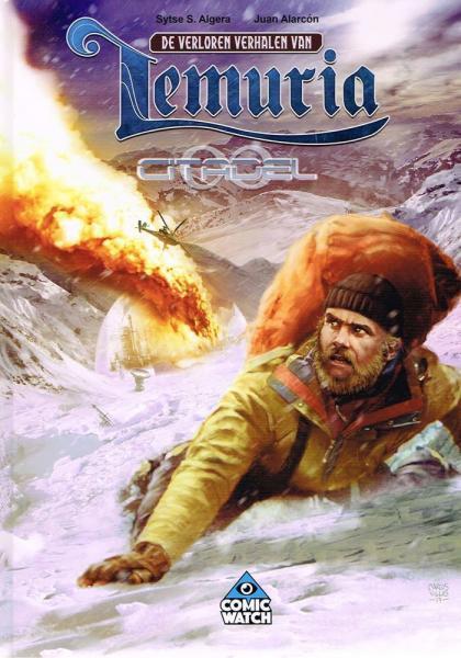 De verloren verhalen van Lemuria - Citadel 2 Infinite