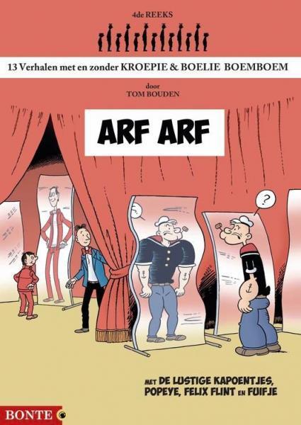 Kroepie en Boelie Boemboem 4 Arf arf