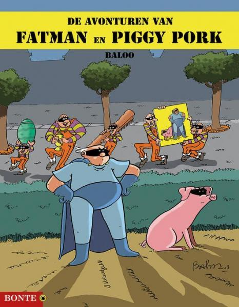 Fatman en Piggy Porg 1 Fatman en Piggy Pork