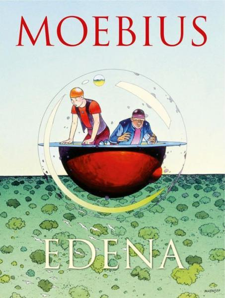 De wereld van Edena INT 1 Integraal