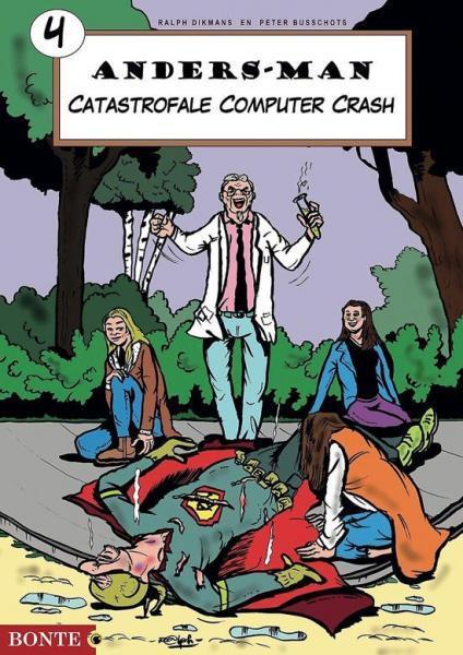 Anders-Man 4 Catastrofale computer crash