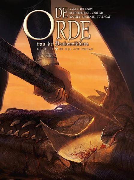 De orde van de drakenridders 21 De bijl van Ishtar