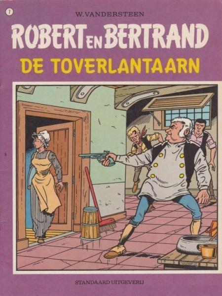 Robert en Bertrand 7 De toverlantaarn