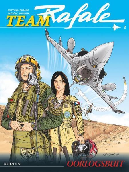 Team Rafale 2 Oorlogsbuit