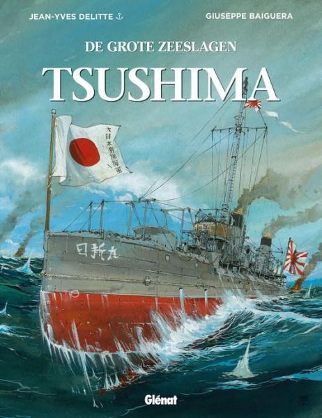 De grote zeeslagen 6 Tsushima
