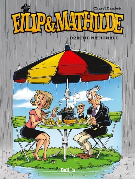 Filip & Mathilde 3 Drache nationale