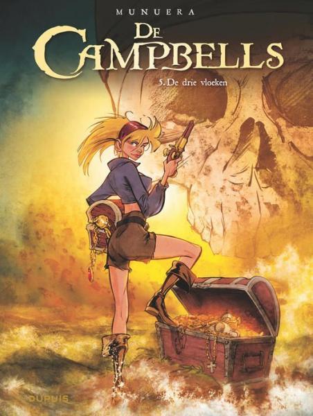 De Campbells 5 De drie vloeken