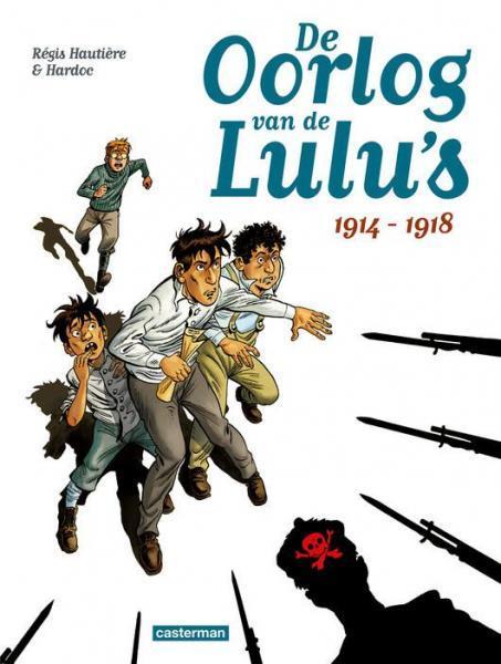 De oorlog van de Lulu's INT 1 Integraal 1
