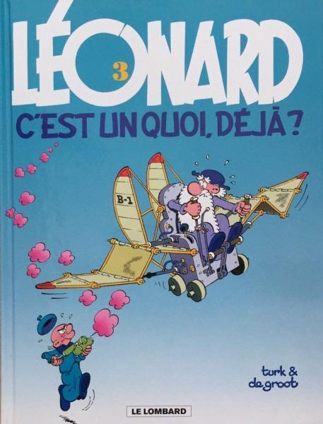 Leonardo 3 C'est un quoi, déjà?