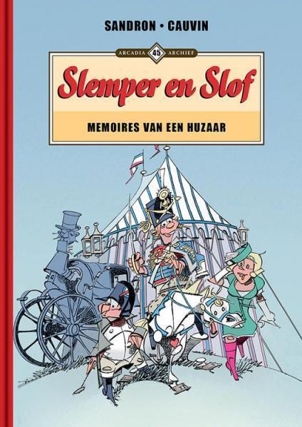 Slemper en Slof A2 Memoires van een Huzaar