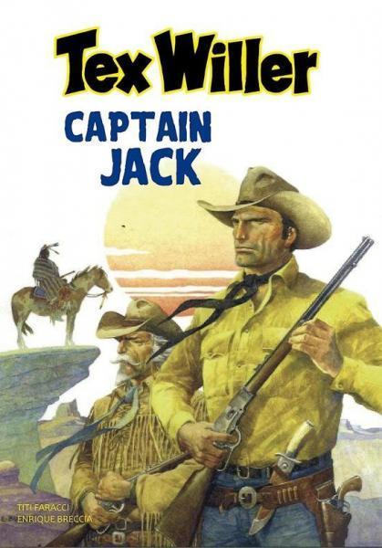 Tex Willer (Classics Hum!) 10 Captain Jack