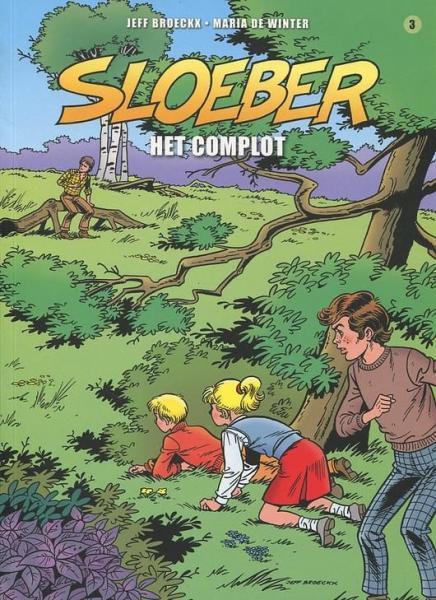 Sloeber (Saga) A3 Het complot
