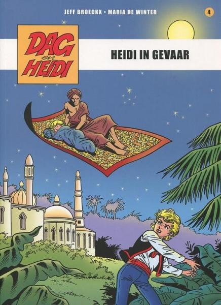 Dag en Heidi (Saga Stribbel) A4 Heidi in gevaar
