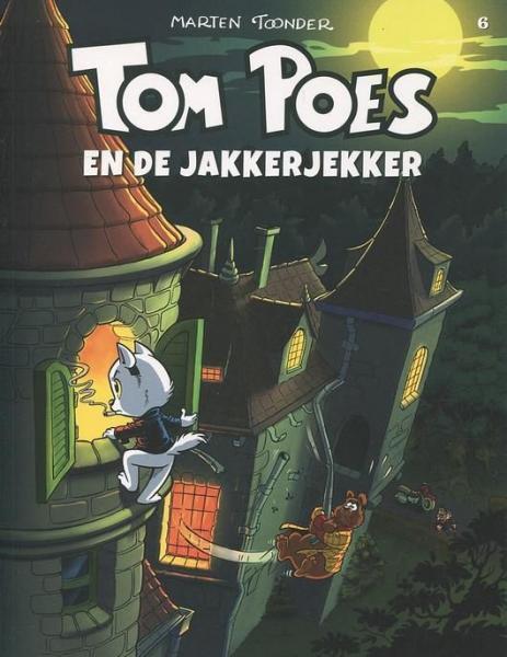 Tom Poes (Cliché) 6 Tom Poes en de jakkerjekker