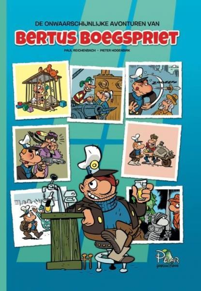 Bertus Boegspriet 1 De onwaarschijnlijke avonturen van Bertus Boegspriet